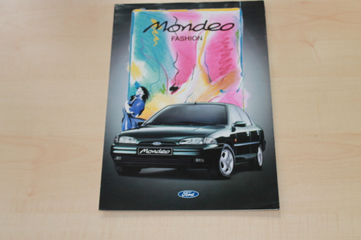 Ford Mondeo Fashion Prospekt 02/1995